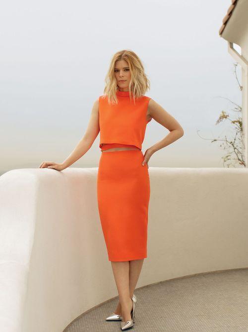 dailyactress:  Kate Mara - 2014 Joe Schmelzer Photoshoot for Shape