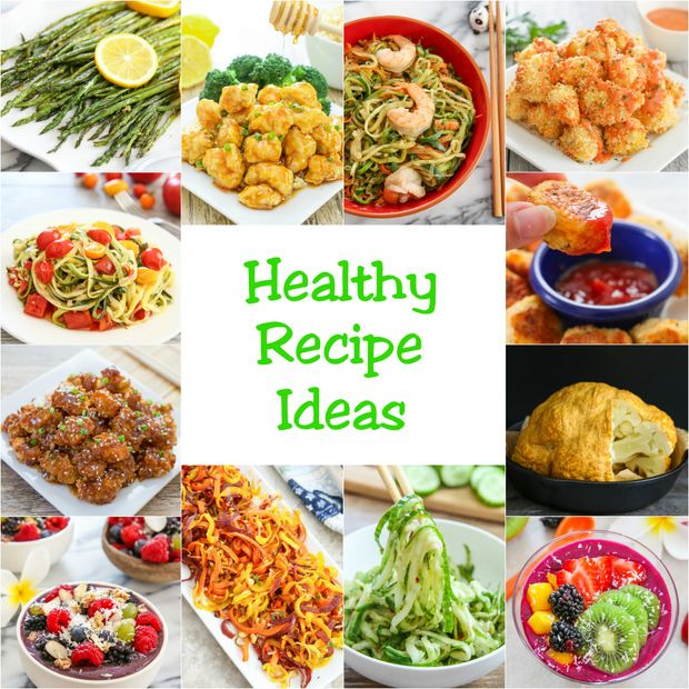 Healthy Supper Food Ideas