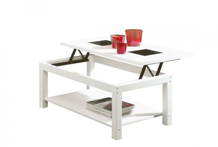 Mesa de centro elevable lisandra conforama - Conforama mesa elevable ...