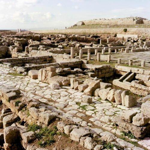 parco archeologico Egnazia