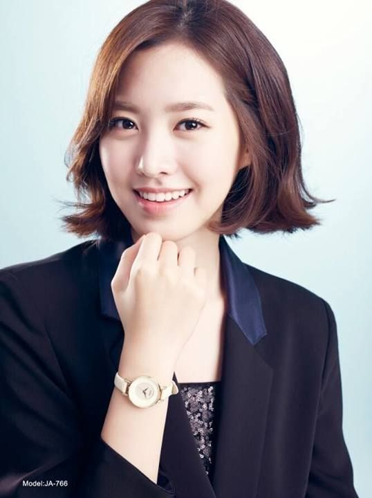 Jin Se Yeon - 진세연 for JULIUS Watches, yeppeo! #jsy #kyeopta