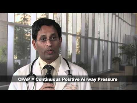 Is snoring a sign of sleep apnea? While snoring is often seen as comical, it can actually be an indication of a serious sleeping problem: sleep apnea. UAMS pulmonologist and sleep medicine specialist Dr. Raghu Reddy explains that there are two types of sleep apnea: obstructive and central.
