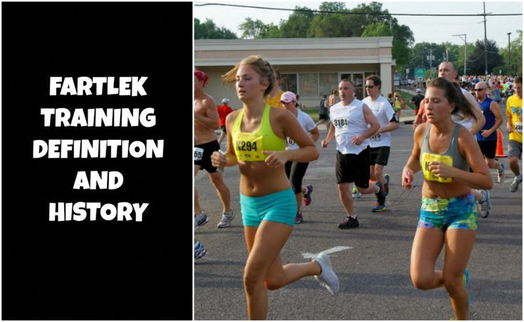 Fartlek Training Definition and History