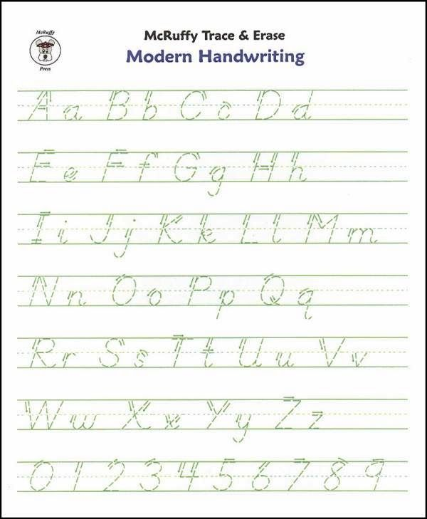 25++ Handwriting worksheets for junior high Images
