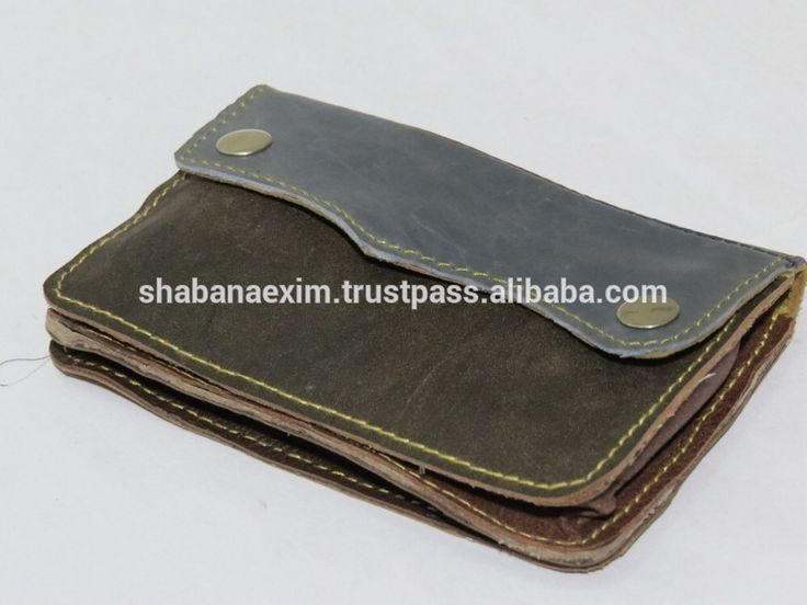 Check out this product on Alibaba.com APP Genuine Leather wallet for Men Indian card money purse bag