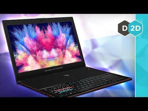 Asus Zephyrus + ZenBook Pro – 🔥🔥🔥