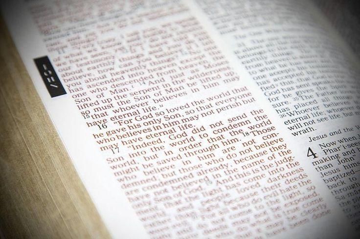 John 3:16 -- The World's Most Popular Verse