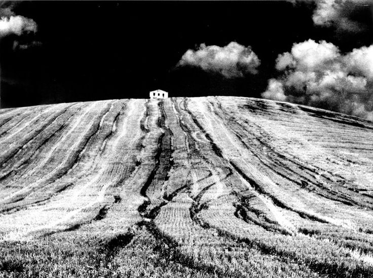 . . . or not . . . by Mario Giacomelli
