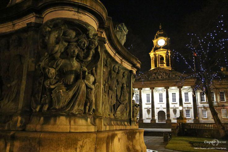 Dalton Square Lancaster #DaltonSquare #Lancaster #UnspoiltPlaces http://unspoiltplaces.com/lord-ashton-true-lancastrian/
