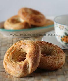Pasqualina in cucina: I taralli della colazione (alias da inzuppo)