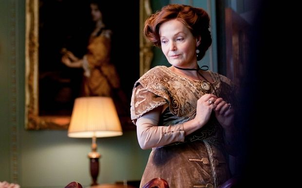 Miranda Richardson in 'An Inspector Calls' (BBC One)