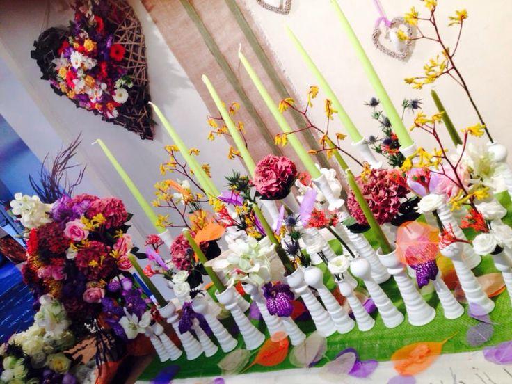 Fiori d'arancio Fioristi - sara' presente all'evento Promessi Sposi presso la Fiera  del Levante - Bari... da Giovedi 13/ a domenica 16 Novembre....vi aspettiamo per mostrarvi in anteorima la strepitosa vetrina floreale, tutte le novita' che riguardano il settore Wedding attraverso l'arte floreale, per un matrimonio da sogno!