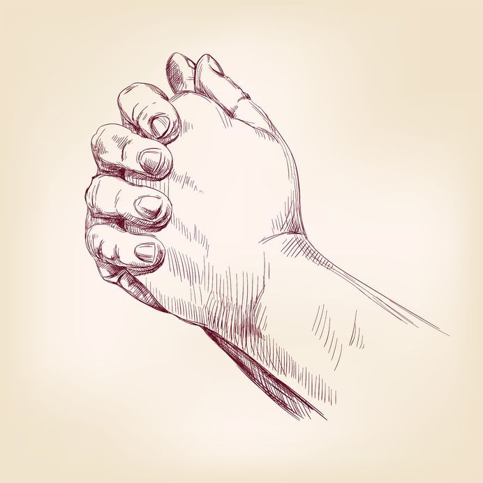 How To Draw Hands | www.drawing-made-easy.com | #hands #drawing