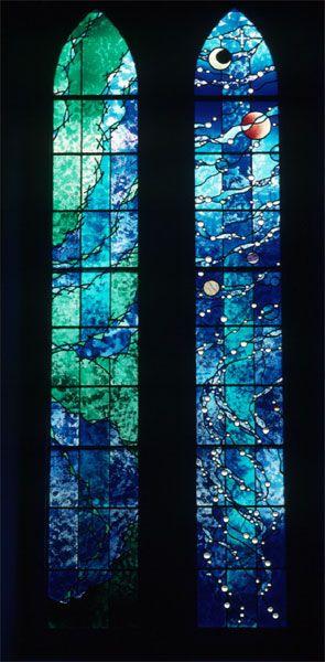 ©2010 Susan Bradbury Stained Glass Design Partnership                                                                                                                                                                                 More                                                                                                                                                                                 More