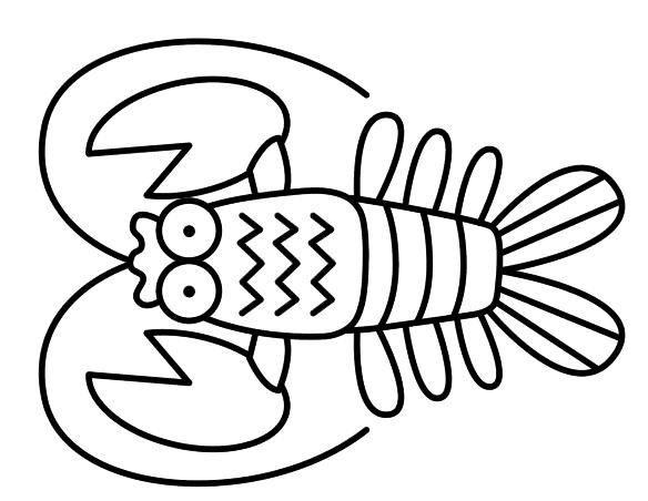 Dibujos De Animales Acuaticos Para Colorear E Imprimir: Http://animales.dibujos.net/animales-marinos/ Aquí