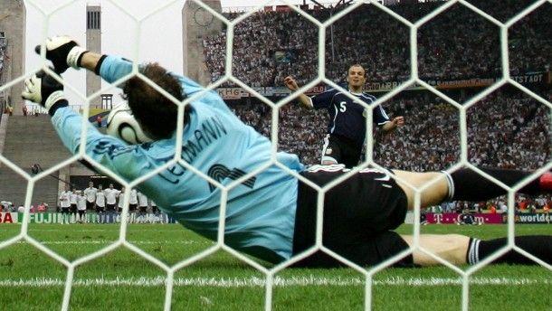 Jens Lehmann hielt – und Deutschland stand 2006 im WM-Halbfinale.