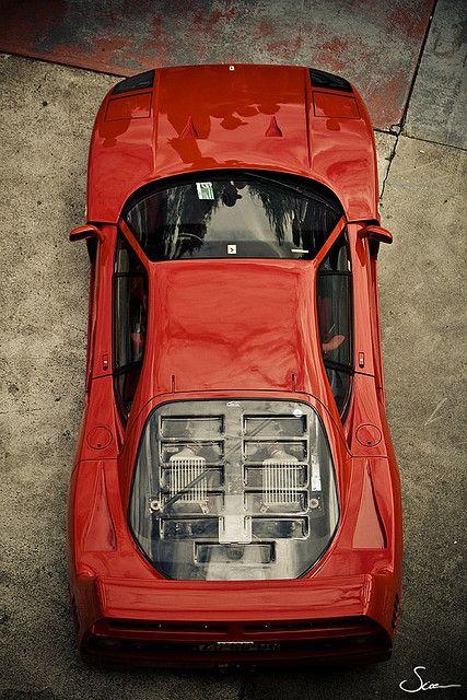 "kosfitis: ""Ferrari F40 by Stijn Sioen on Flickr. """