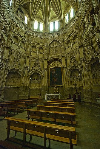Chapel of Los Vélez (Cathedral of Murcia) | Flickr - Photo Sharing!