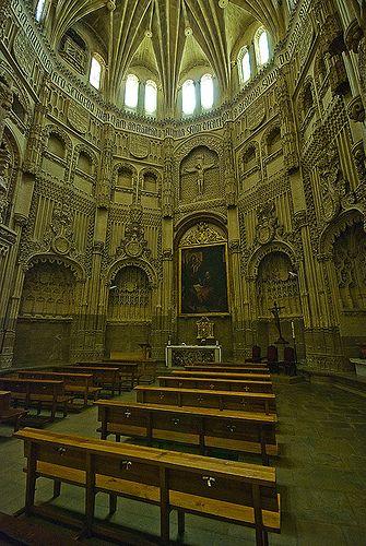 Capilla de Los Vélez (Catedral de Murcia España)