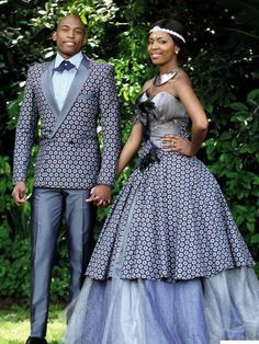 Beautiful Setswana