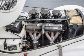 BMW 328 (1939) - 80 PS bei 5000 Umdrehungen