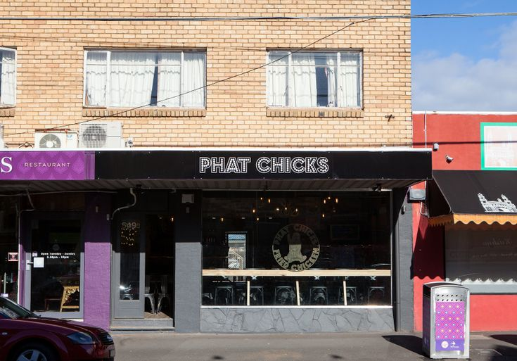 Fried chicken in Footscray is an alliteration we can all get excited about.