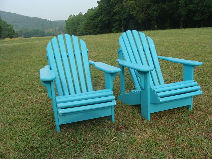Handmade Polywood Adirondack Chairs Furniture - Home Design and Decor Ideas