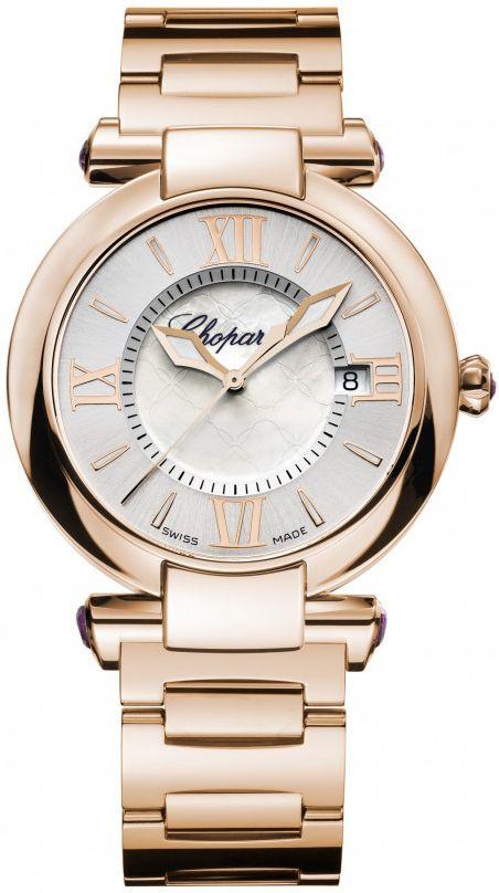 384221-5003 Chopard Imperiale 36mm Womens Quartz Watch 36mm