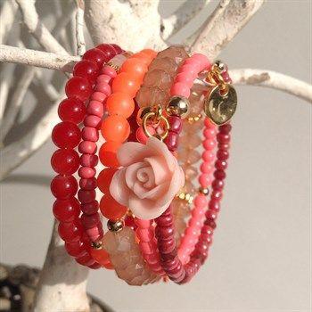 Metalen+wikkel+armbanden+in+diverse+kleuren+-+Made+by+Beaudeliek