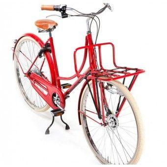 ACHIELLE Craighton Pick-Up Transport-Fahrrad (Damen)