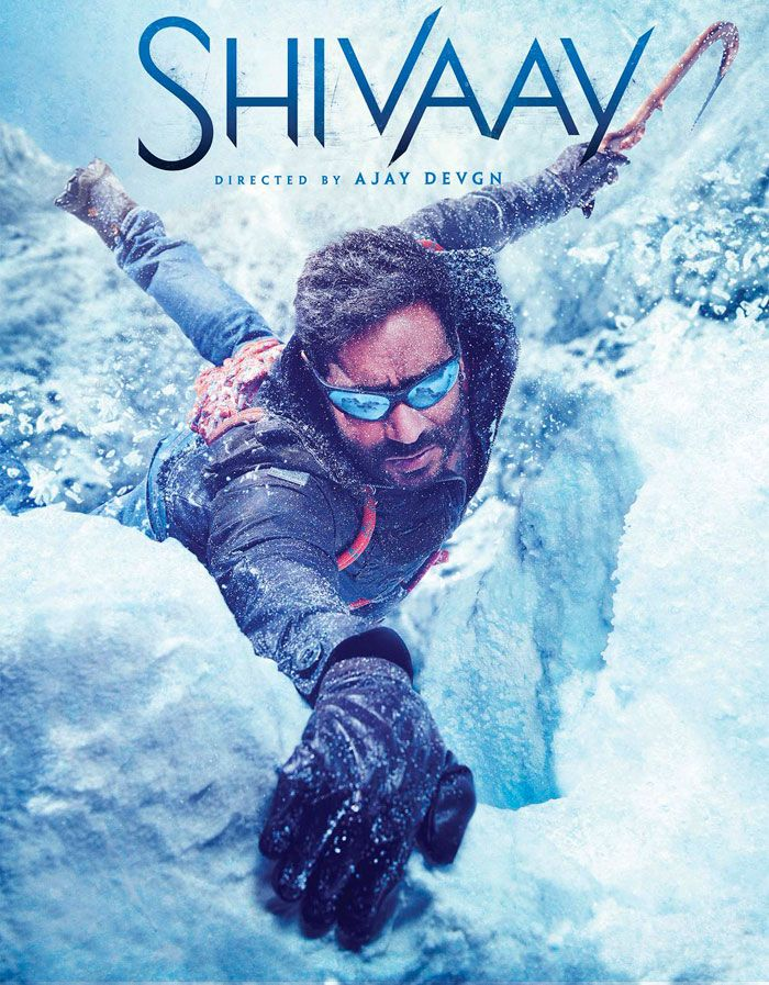 Check out the new poster of Ajay Devgn starrer, 'Shivaay'