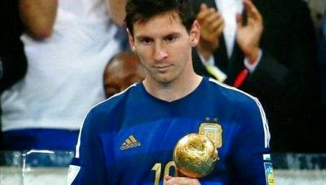 The Legend Lionel Messi: Surprise ..Messi is not a player of the year in Ar...