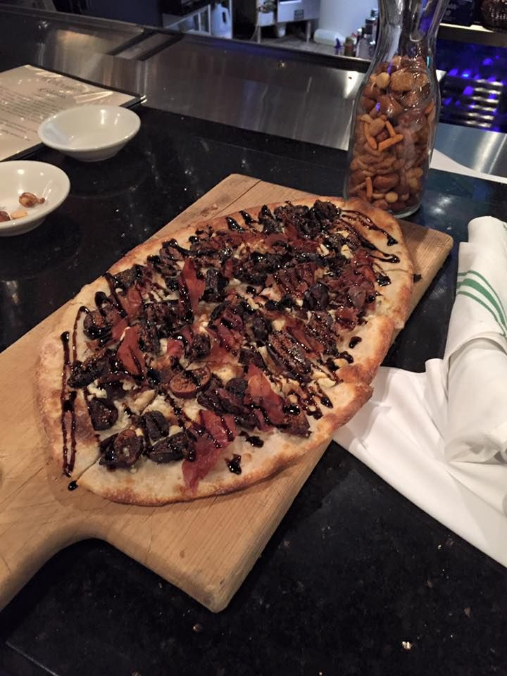Come get your Fig Flatbread today!