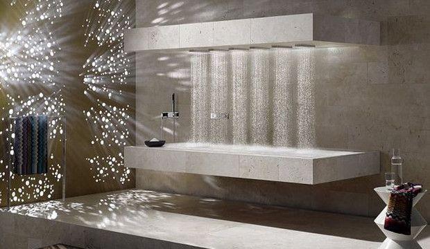 Современный и стильный дизайн для оформления Вашей ванной комнаты. #современный_дизайн_ванной_комнаты #стильная_ванная_комната #решение_для_ванной_комнаты #душ