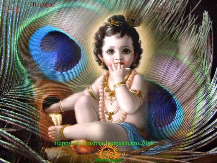 Sri Krishna Janmashtami Wallpapers \u2013 Download Lord Krishna
