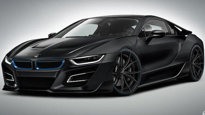 Tuning : BMW i8 German Special Customs | BMW i8 | BMW iSeries | BMW Engine | M Power | Sheer driving pleasure | Bimmer | dream car | car | Schomp BMW