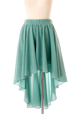 Asymmetric Waterfall Skirt in Mint - Skirt - Bottoms - Retro, Indie and Unique Fashion  http://www.wanelo.com/women/Asymmetric+Waterfall+Skirt+in+Mint+-+Skirt+-+Bottoms+-+Retro%2C+Indie+and+Unique+Fashion-1293727.html#