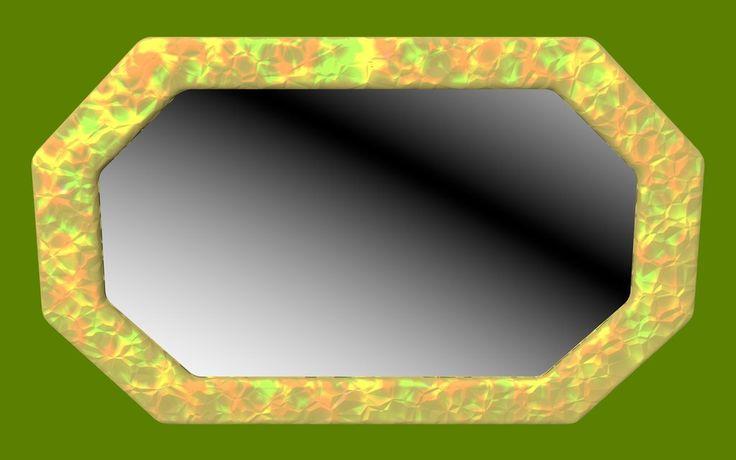 Octagon Mirror / #WUXGA