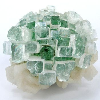 Clear Apophyllite, by THE VIBRATIONS
