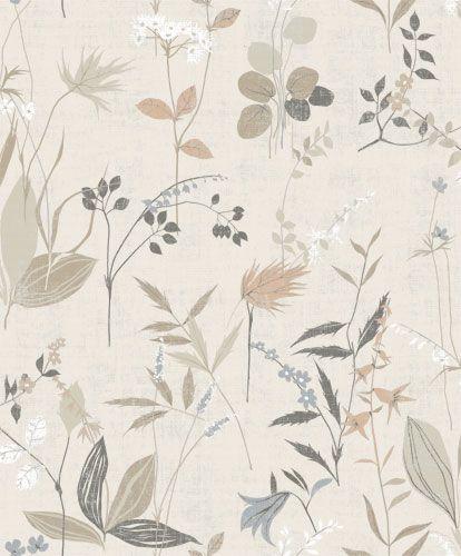 Vacker sommaräng från kollektionen Inspiration 17544. Klicka för att se fler inspirerande tapeter för ditt hem!