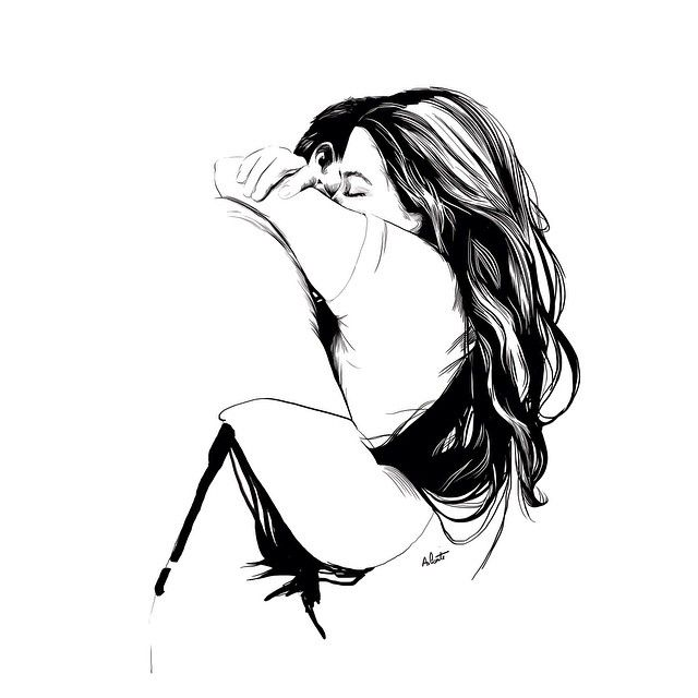 Illustration Dessin Drawing Sketch Art Paint Painting
