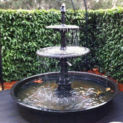 Classic 2 Tier Dia 1590mm http://www.thegreenery.com.au/Classic-2-Tier