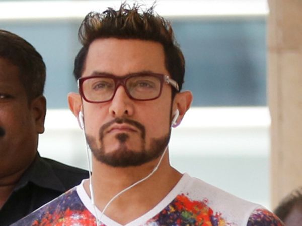 Aamir Khan says he is like the tadka in dal in 'Secret Superstar'