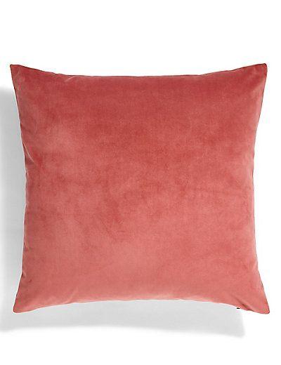 Velvet Cushion | M&S