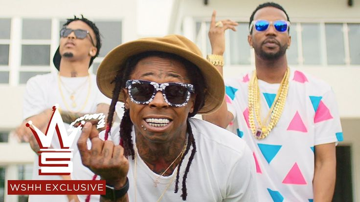 "Juicy J ""Miss Mary Mack"" Feat. Lil Wayne & August Alsina (WSHH Exclusive..."