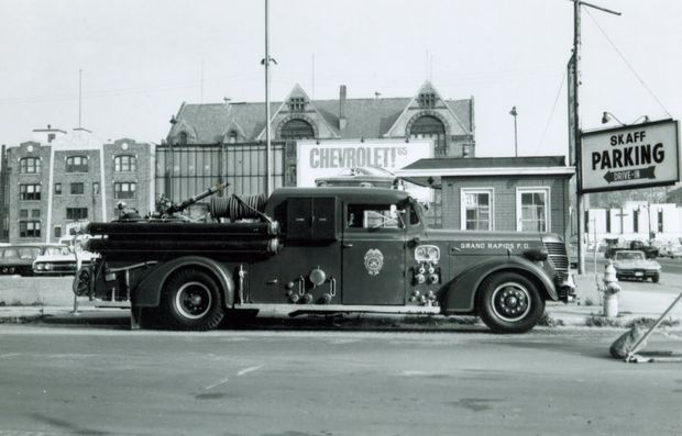 22 best grand rapids fire history images on pinterest - Grand tapis new york ...