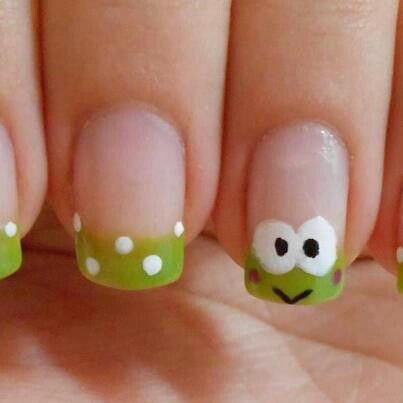 Crazy...I suddenly want Sweet Frog lol