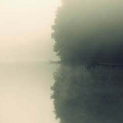 Fog.: Water Reflection, Ears Mornings, Early Mornings, Art Photography, Beautiful, Lakes, Kim Holtermand, Earth, Kimhøltermand