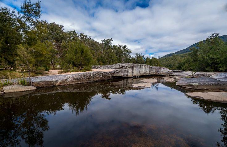 Mann River Nature Reserve. Photo: K Dijkstra
