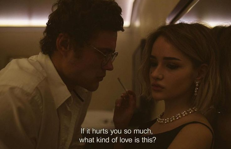 """neckkiss: """"Love always hurts. """""""